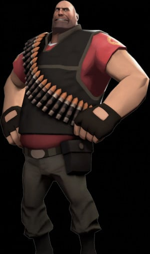 TF2 Vs AT/MLP Victory Quotes: Heavy Weapons Guy