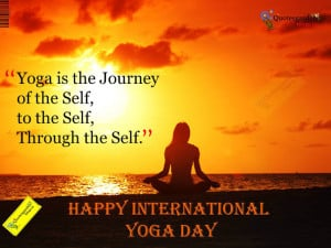 yoga Day quotes images - Best wishes for International yoga day - Yoga ...