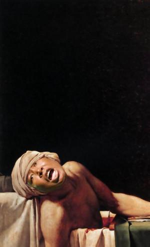 Jean Paul Marat Death