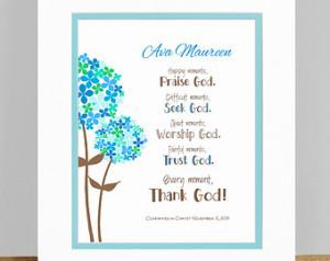 Teen Girls Confirmation, Graduation , First Communion, Baptism Gift ...