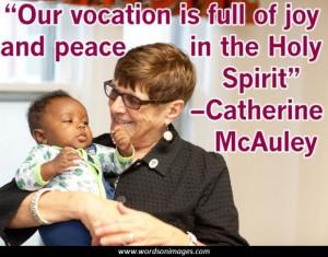 Catherine mcauley quote