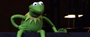 Kermit The Frog's Best Advice For A Happy Life