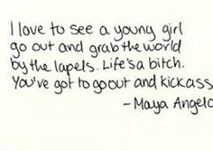 empowerment quotes by maya angelou - Bing Images