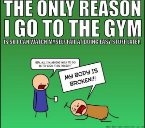 Funny Gym and Workout Compilation (22 Pics)