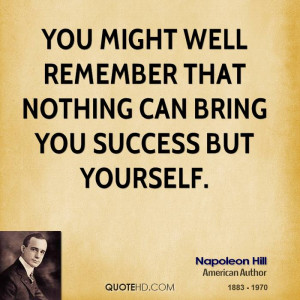 Napoleon Hill Quotes Every Adversity