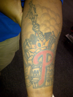 Philadelphia Eagles Tattoo Designs