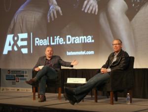 Carlton Cuse at Bates Motel Story to Screen Panel and Screening ...