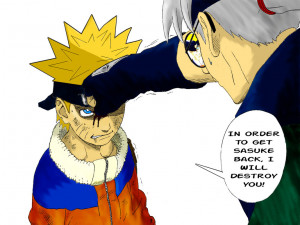 Showing pictures for: Naruto Never Give Up Quotes