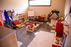 Play Therapy Space
