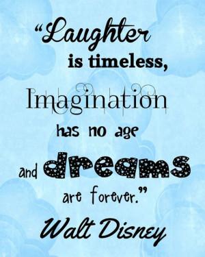 Walt Disney Quote 8x10 Printable Digital Download by KWPCreations, $3 ...