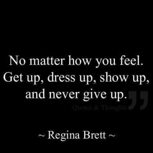 Regina Brett quote