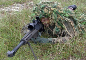 Sniper Rifle Calliber...