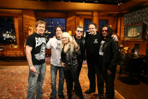 Eddie Trunk, Don Jamieson, Jim Florentine of That Metal Show with The ...