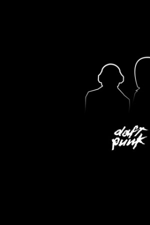 320x480 black music text daft punk quotes human typography 1920x1080 ...