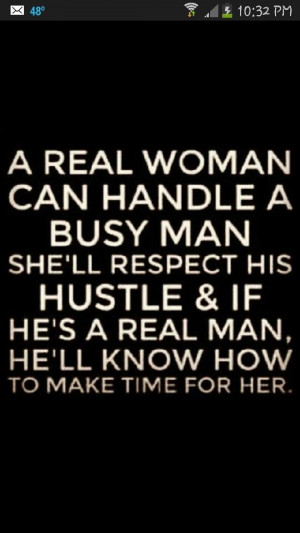 Being a real woman