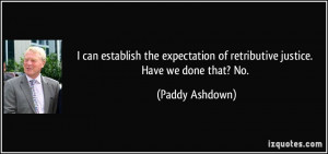 More Paddy Ashdown Quotes