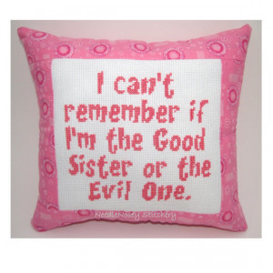 Funny Quotes & Sayings About Sisters