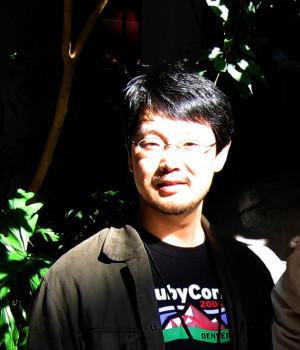 MATSUMOTO Yukihiro, a.k.a. Matz