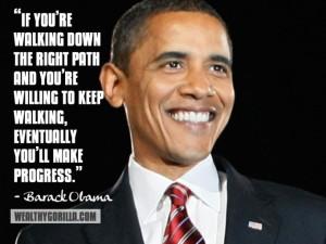Barack Obama Inspirational Quote