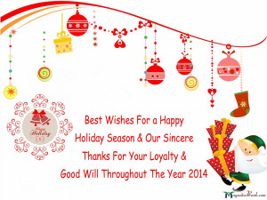 Happy Holiday Greetings Quotes Best wishes for a happy