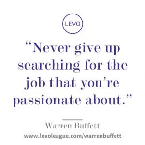 Warren Buffett Quotation 4