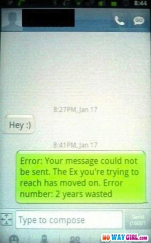 The Most Embarrassing I-Want-You-Back Texts We've Ever Read