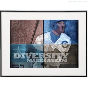 Diversity Makes A Team