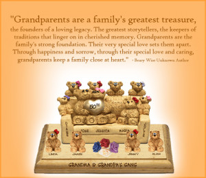 Honor Your Mother, Father and Grandparents with Gifts