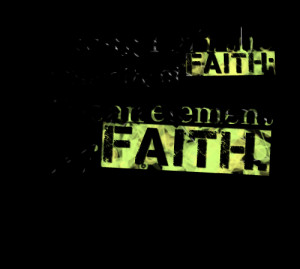 Quotes Picture: doubt isn't the opposite of faith; it is an element of ...