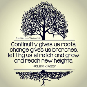 stretch and #grow and #reach new #heights. ~Pauline R. Kezer #quotes ...