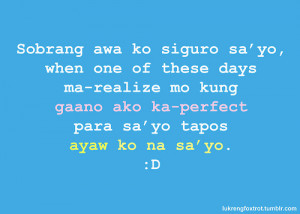 ... picture quotes # tumblr tagalog quotes # filipino # tagalog quotes