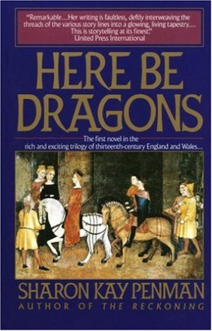 "Start by marking ""Here be Dragons (Welsh Princes, #1)"" as Want to ..."