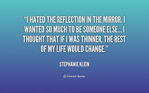 Quotes by Stephanie Klein