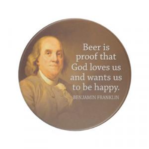 Benjamin Franklin Beer