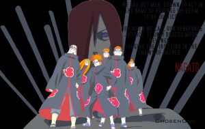 Displaying (16) Gallery Images For Nagato Pain Quotes...