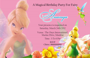 Tinkerbell Quotes Tinkerbell+birthday+card+ ...
