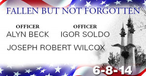 Fallen, But Not Forgotten""