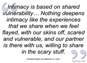 Intimacy Quotes And Sayings Intimacy Quotes
