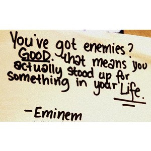 Eminem quote photo - download this photo for free