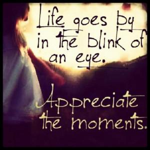 appreciate small things