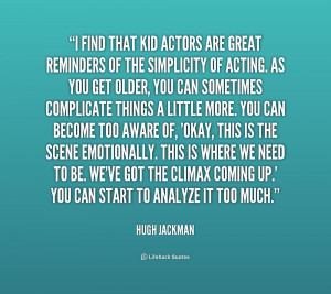 GALLERY: Quotes About Acting On Stage