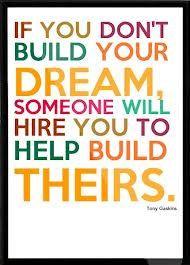Make your dream happen!