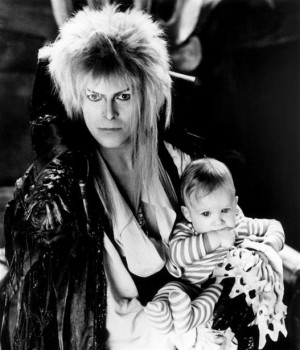 Labyrinth- Toby and Jareth