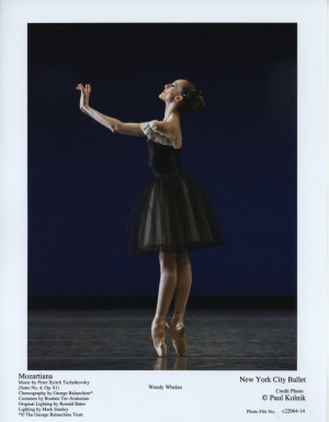 Cupcakes & Conversation with Wendy Whelan, Principal, New York City ...