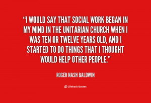 Quotes About Social Work