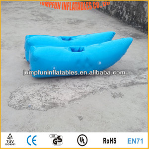 Funny PVC water shoes/Inflatable float shoes for water leisure games ...