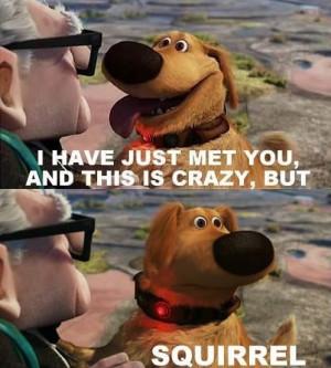 Hey, I just met you.