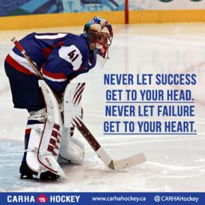 Inspirational Hockey Quotes
