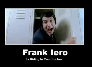 Frank Iero Conventionalweapons