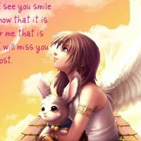 sad anime quotes photo: using your wings to fly away useyourwingstofly ...